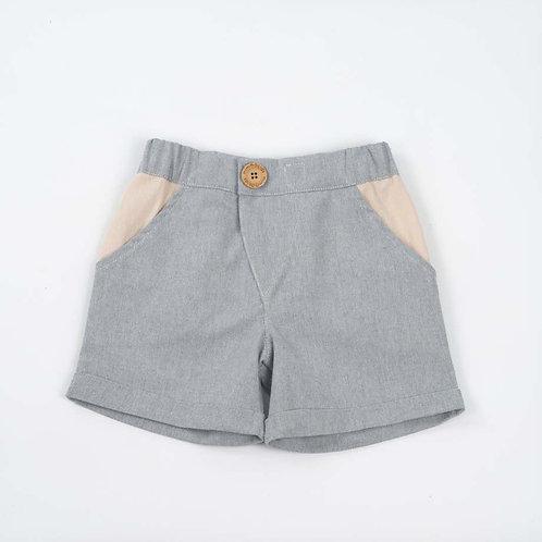 Short Pants Baby Blue