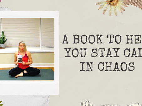 A Book to Help You Stay Calm in Chaos
