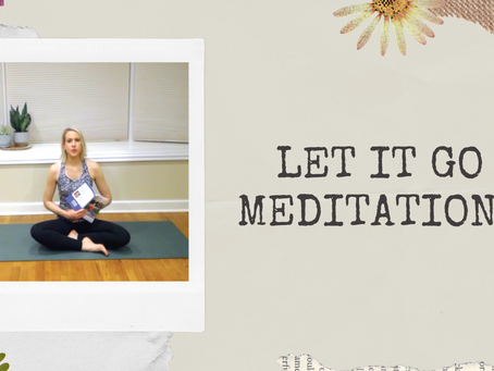 4-Minute Let It Go Meditation