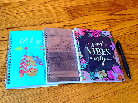 5 Reasons to Start Journaling Tonight