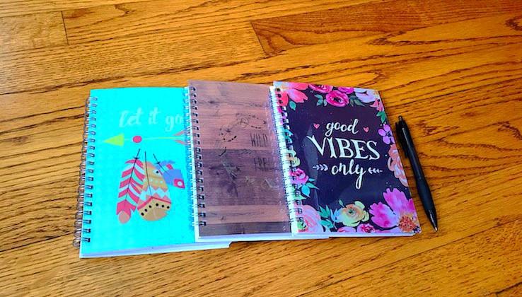 yoga, self-care, juliegtheyogi, journaling