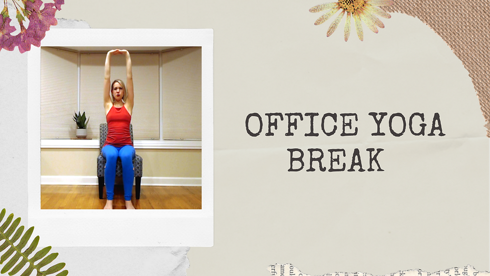 yoga, self-care, juliegtheyogi, author, yoga teacher, busy mom, busy mama, mind, body, spirit, YouTube channel, YouTube, YouTube video, yoga video, at-home yoga, yoga at home, self-care video, yoga practice, office yoga, chair yoga, yoga stretches, yoga poses, seated yoga, seated stretches