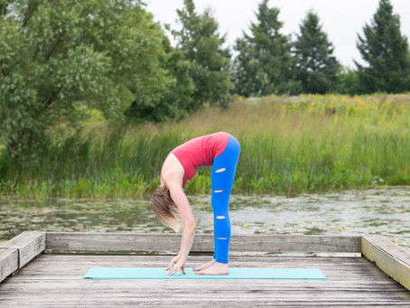 Don't Think You're Flexible Enough for Yoga? Read This