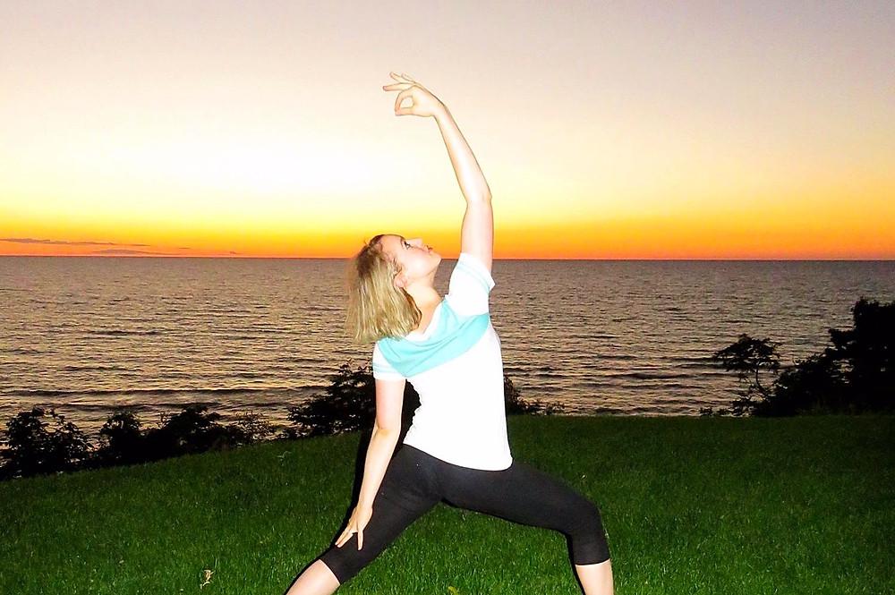 yoga, self-care, juliegtheyogi, gratitude
