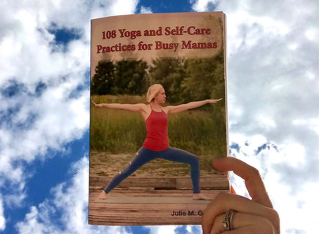 108 Yoga and Self-Care Practices for Busy Mamas Turns 1