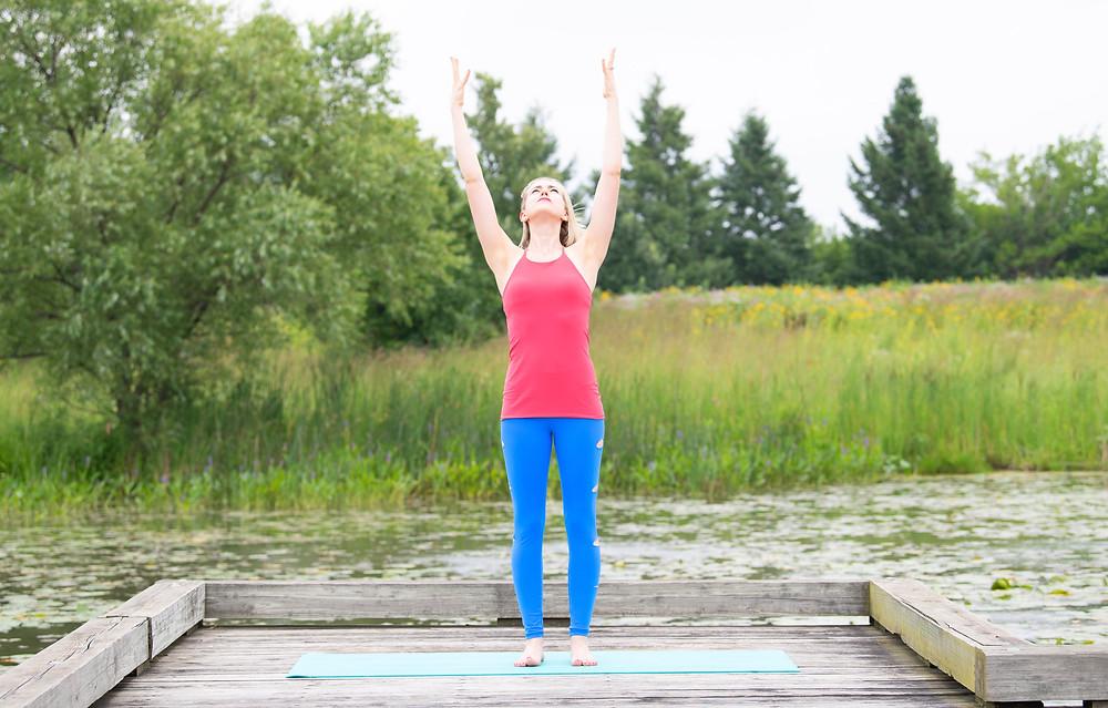 yoga, self-care, juliegtheyogi, book, morning, routine, powerful, purposeful, intention, meditation, yoga, energize, energy, practice