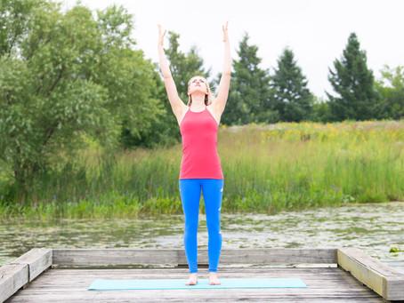 My Mini Morning Yoga Session