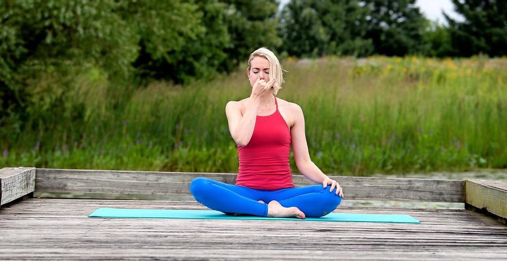 yoga, self-care, juliegtheyogi, author, yoga teacher, busy mom, busy mama, wellness, well-being, mind, body, spirit, breath, breathing, breathe, breathing exercise, breath work, pranayama