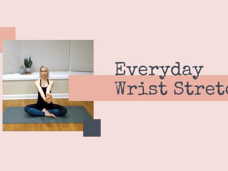 Everyday Wrist Stretch