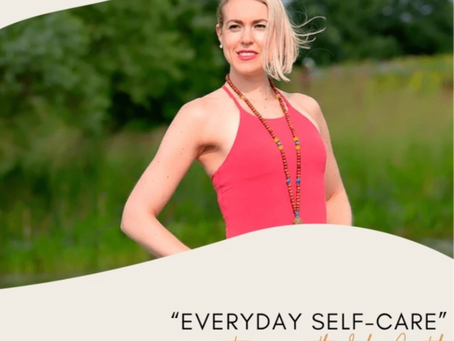 'Everyday Self-Care: An Interview With Julie Gentile' Featured on The Relentless Pursuit Podcast