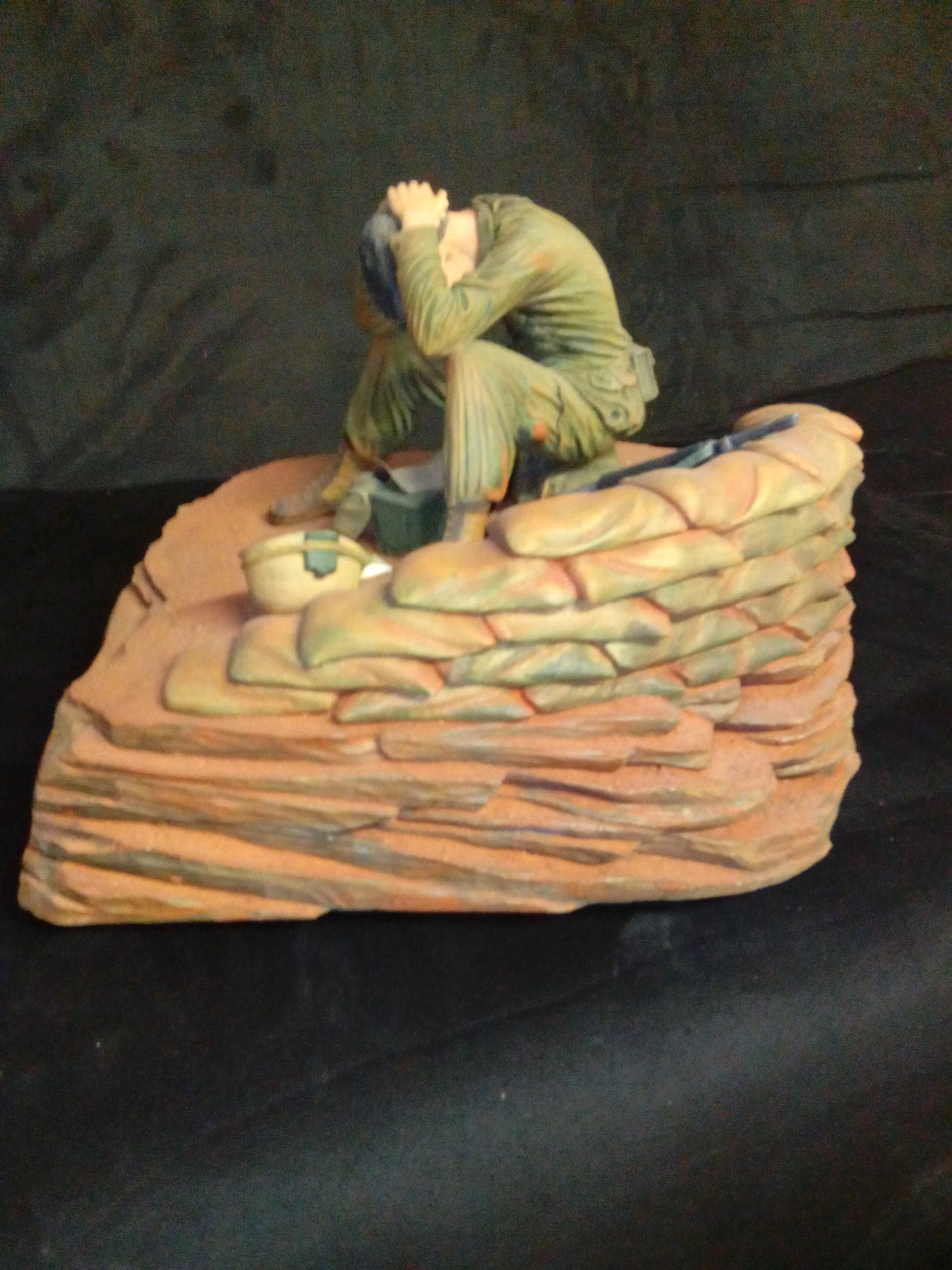 Buck Herron Wood Sculpures