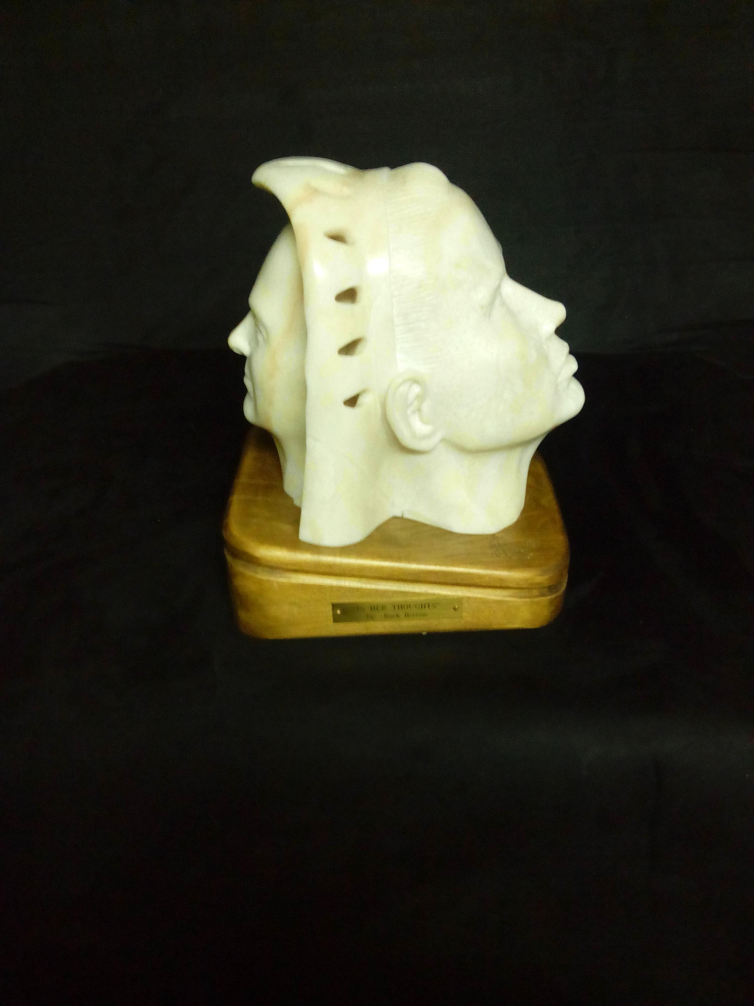 Buck Herron Stone Sculpures
