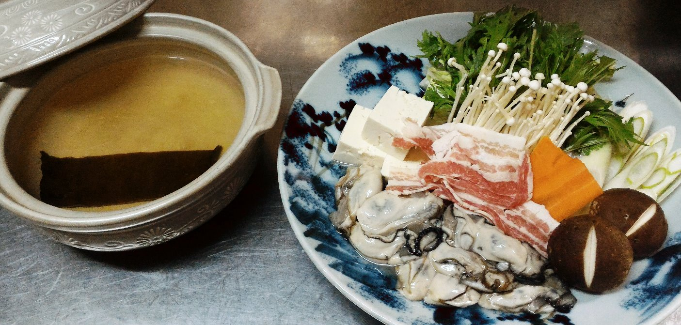 かきちり鍋