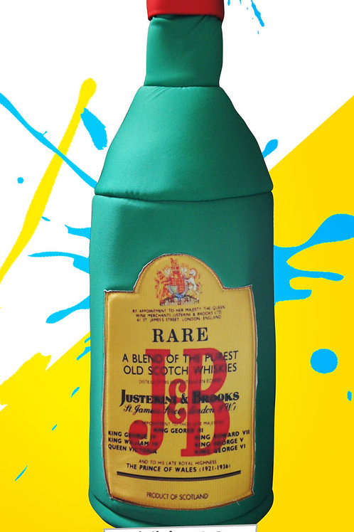 Botella de Wisky J-B