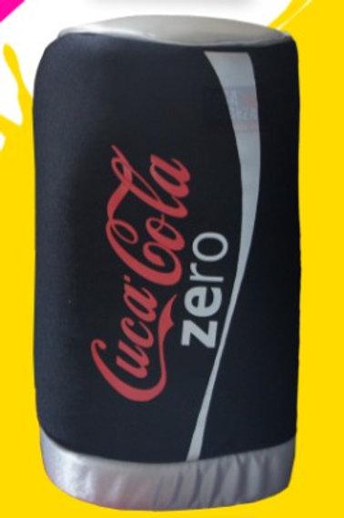 Lata de Coca-Cola Zero
