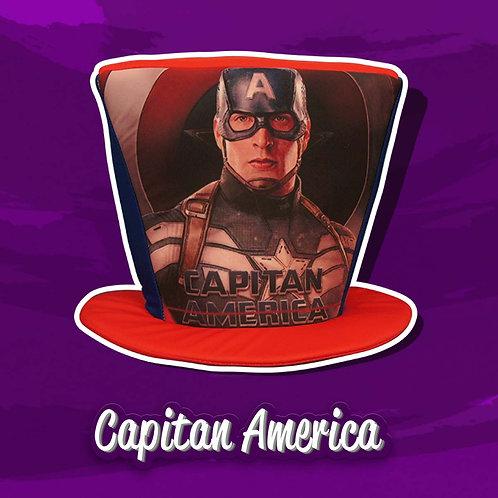 Galera Capitan America