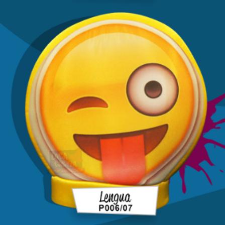 Sombrero Emoji Lengua
