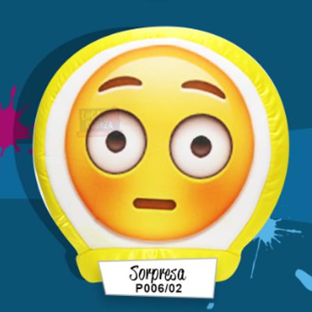 Sombrero Emoji Sorpresa