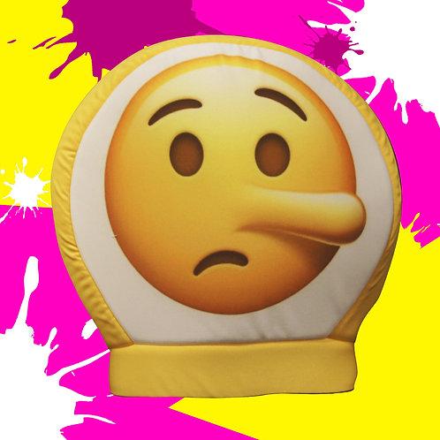 Sombrero Emoji Mentir