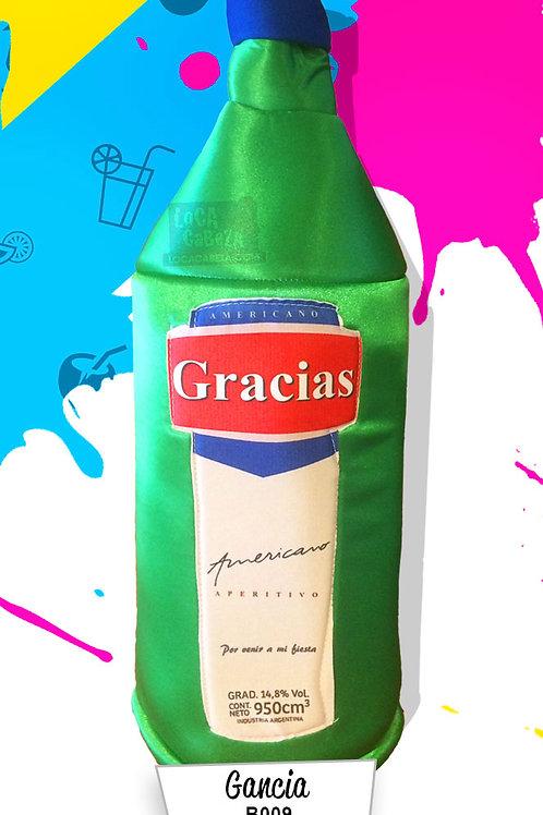 Botella de Gancia