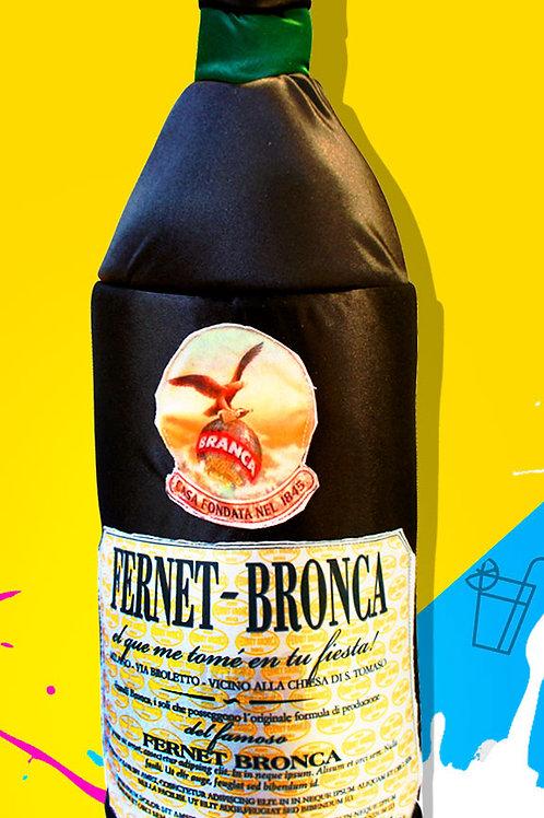 Botella de Fernet
