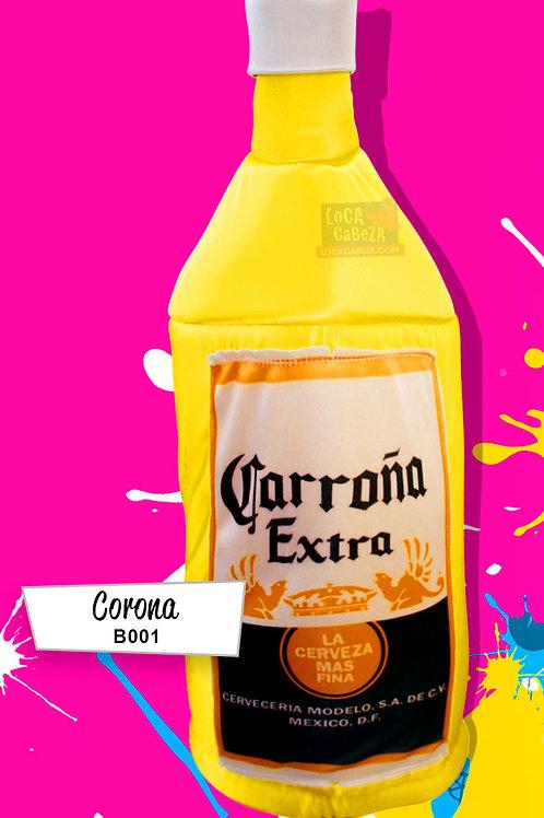Botella de Corona