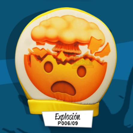 Sombrero Emoji Explosión