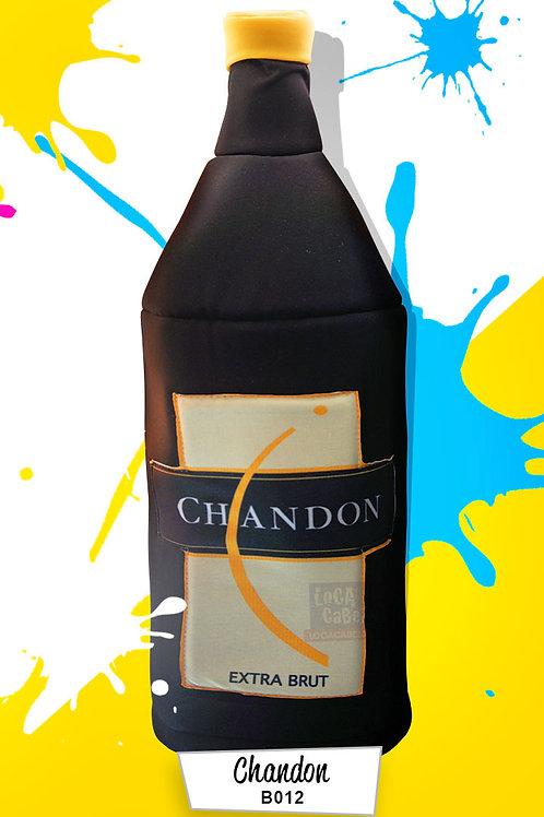 Botella de Chandon