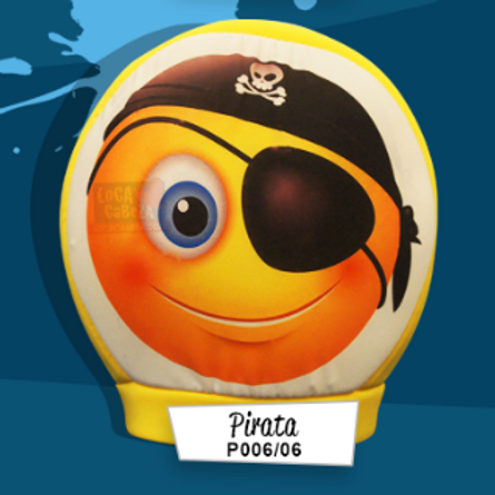 Sombrero Emoji Pirata