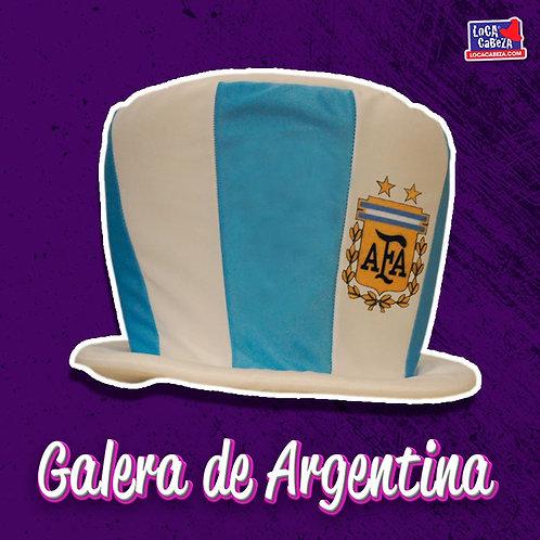Galerita de Argentina