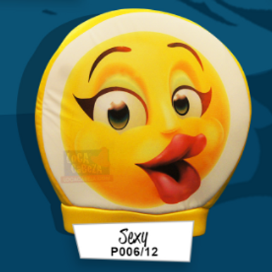Sombrero Emoji Sexy