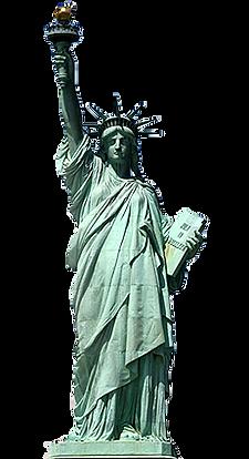 Curso de inglês instrumental. Estátua da liberdade