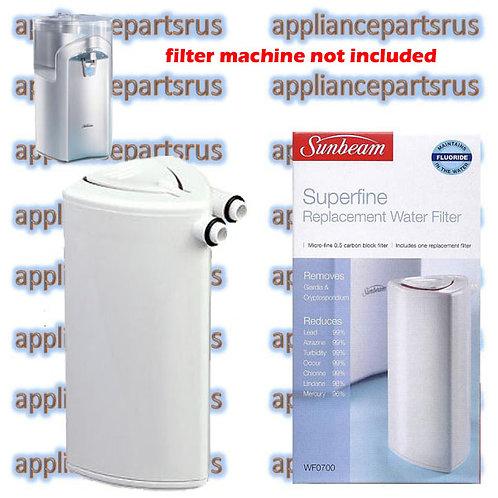 Sunbeam Superfine Water Filter Part WF0700.