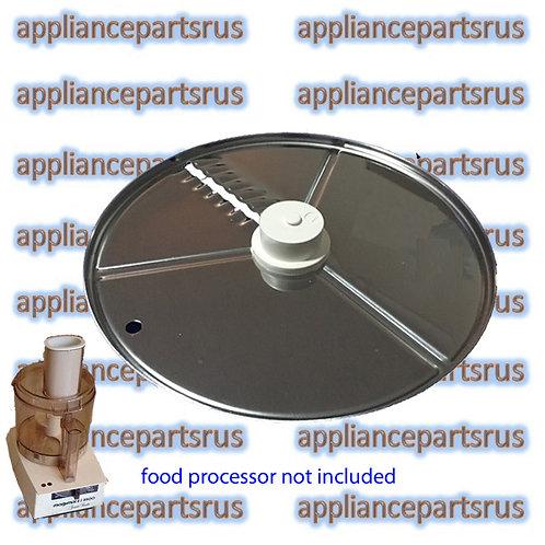 Magimix 3500 Food Processor 2mm Ripple Cut Slicing Disc Part 7MM17677 17677