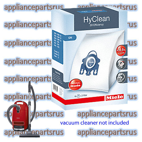 Miele GN HyClean 3D Vacuum Cleaner Bags Part 09917730