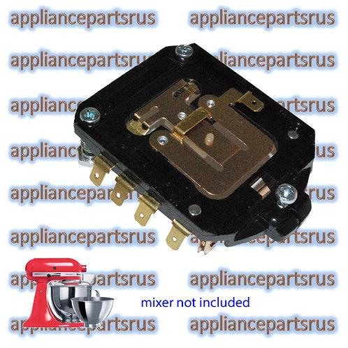 KitchenAid KSM150 KSM160 Speed Control Plate Part W10119326