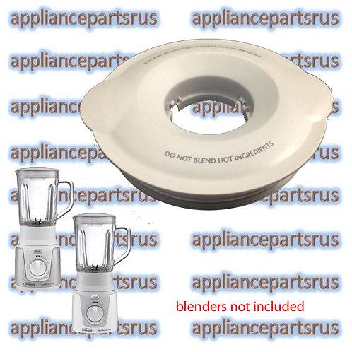 Sunbeam PB7620 Blender Outer Lid PB76203 + Seal PB76204