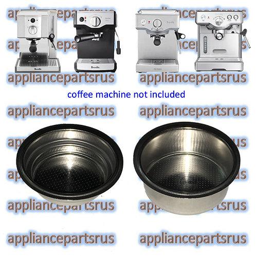 Breville 51mm Single Floor 1 & 2 Cup Filter Part BSWF100 *NLA*