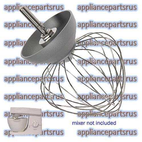 Kenwood 9 Wire Aluminium Whisk Part KW712212 712212