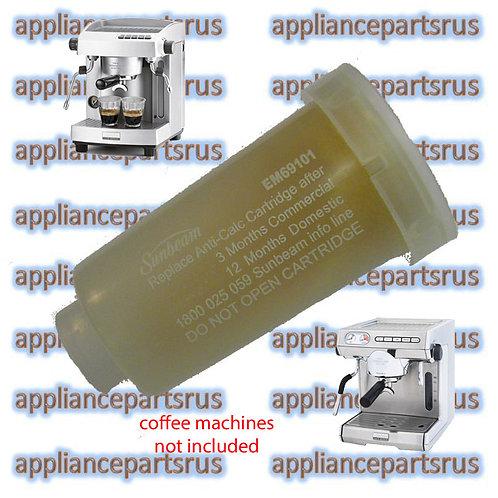 Sunbeam EM6900 EM6910 PU6910 EM7000 EM7100 Anti Calcification Filter EM69101