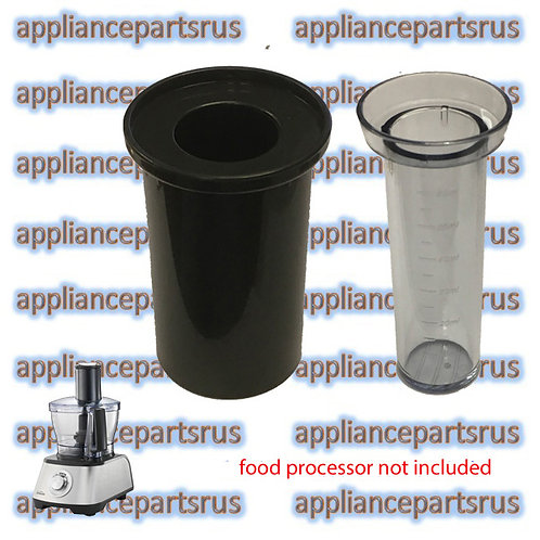 Sunbeam LC5000 Food Processor Pusher Set Parts LC50001 & LC50002