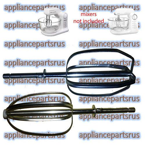 Sunbeam MX001 MX001B MXAA MXAB MXAC MX003 Beater Set Part MX001101B *NLA*