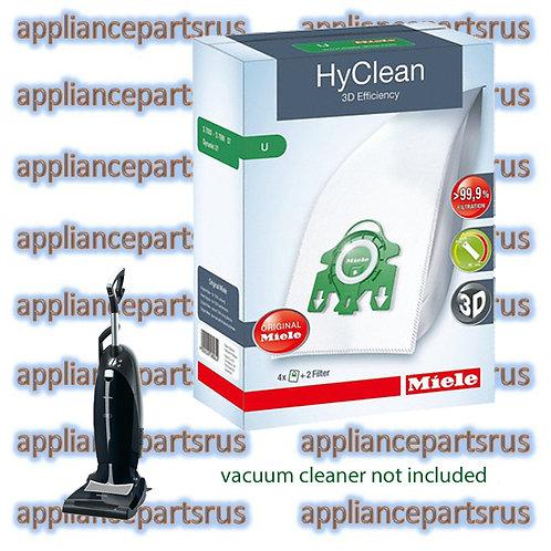Miele U HyClean 3D Vacuum Cleaner Bags Part 10123250