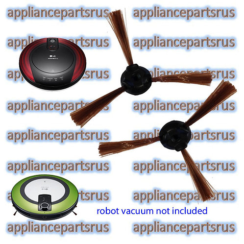 LG RoboKing Robot Vacuum Brush Part ABC72909403 Set of 2