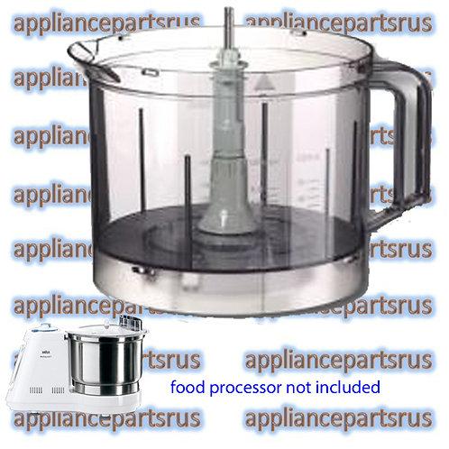 Braun 3210 Food Processor Bowl Part BR63210652 3210652