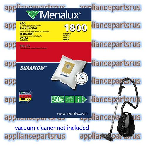 Menalux S Bag Duraflow Vacuum Bags Part 1800
