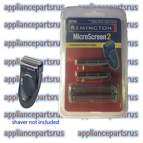 Remington RS4400 MS2190 Replacement Foil/Cutter Part SP69