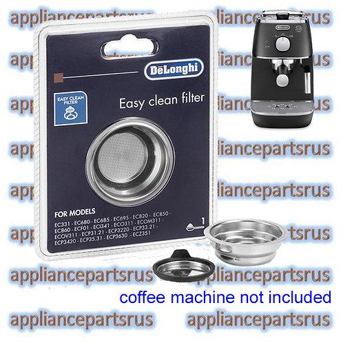 De'Longhi DLSC400 Easy Clean 1 Cup Filter Part 5513280991