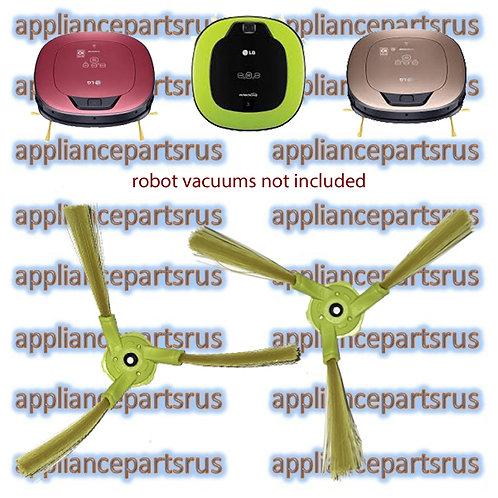LG RoboKing Vacuum Brush Part ABC73129901 & ABC73130001 Set of 2
