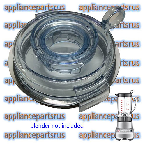 Breville BBL620 BBL620V Blender Inner & Outer Vacuum Lid BBL620/01V BBL620/02V